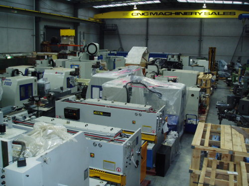 CNC Machinery Sales Australia